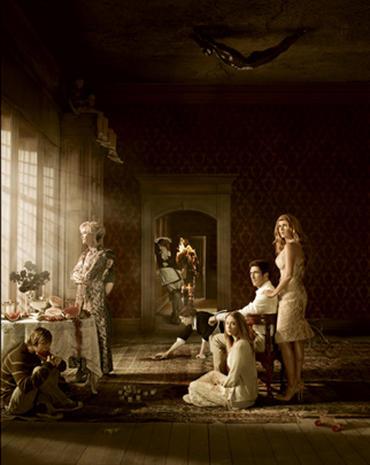 Golden Globe nominations 2012