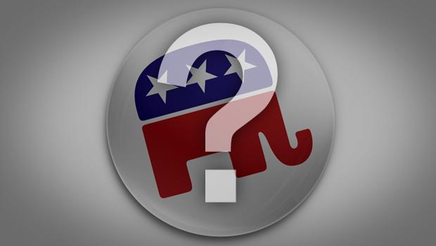 GOP Leader undecided for 2012