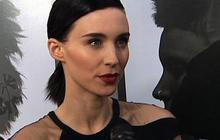 "Daniel Craig, Rooney Mara talk ""The Girl with the Dragon Tattoo"""