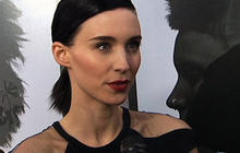"Daniel Craig, Rooney Mara talk ""The Girl with the Dragon Tattoo"""