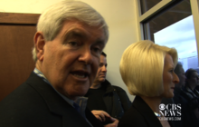 Gingrich accuses Romney of buying election