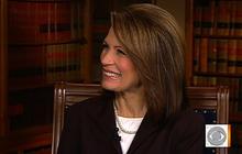 Bachmann dismisses poll plummet in Iowa