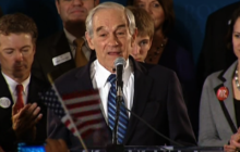 "Ron Paul to supporters: Enthusiasm ""fantastic,"" ""national"""