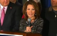 Bachmann quits GOP presidential race
