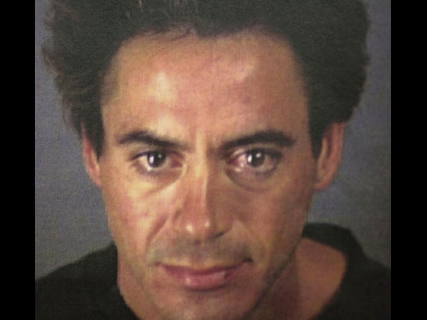 Celebrity arrests they wish they could forget