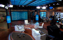 "A tour of the ""CBS This Morning"" set"