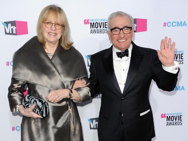 Critics' Choice Movie Awards 2012 red carpet