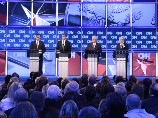 GOP presidential debate in South Carolina