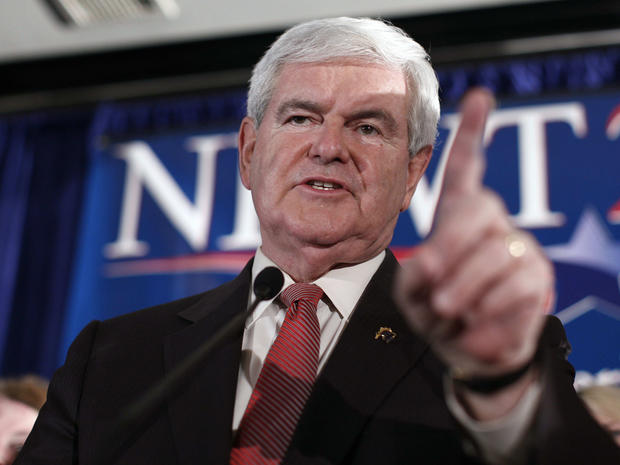 Is GOP nervous about Gingrich?