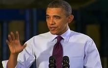 "Obama: My economic ""blueprint"" is built to last"