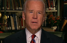 VP Biden on Somali raid, SOTU and the 2012 elections