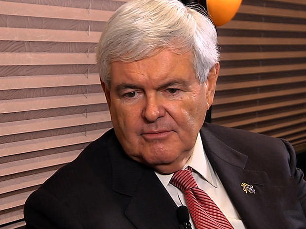 Gingrich explains his immigration policy