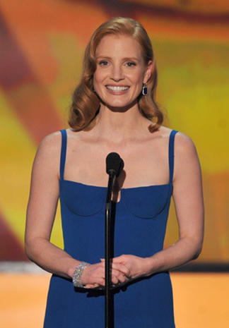 SAG Awards 2012 show highlights