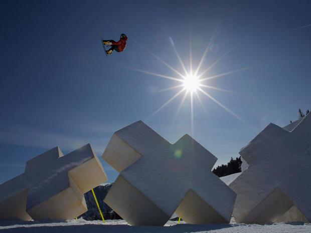 Winter X Games 2012 highlights
