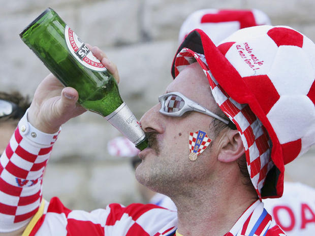 25 drunkest countries in the world