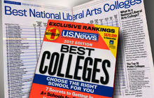 Colleges caught cheating to attract students