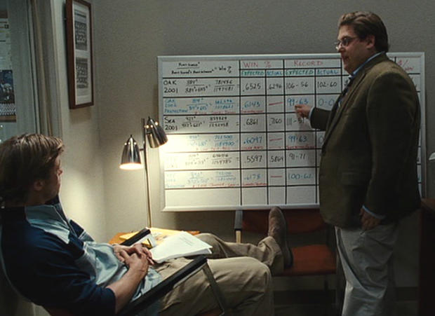"Oscars 2012: ""Moneyball"""