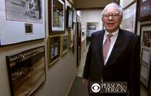 """Person to Person"": Warren Buffett outtakes"