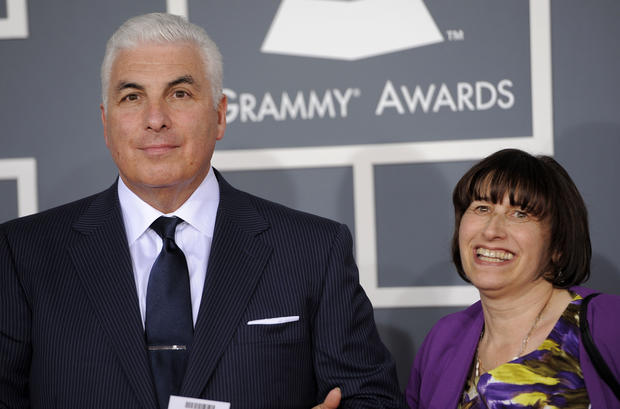 2012 Grammys: Red-carpet arrivals