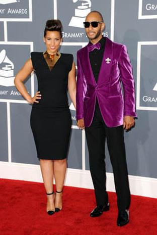 2012 Grammys: Red-carpet arrivals