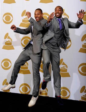 2012 Grammys: Press Room