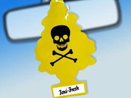 stock, 4x3, istockphoto, new car smell, air freshener, toxic chemicals, car