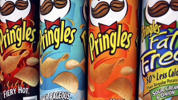 news pringles bought by kellogg for  billion are the chips healthy