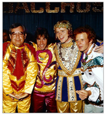 Will Ferrell - Mardi Gras celebrity kings - Pictures - CBS ...