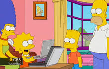 """The Simpsons"" celebrates its 500th episode"