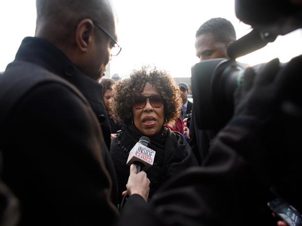 Whitney Houston memorial