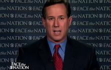 Santorum clarifies prenatal testing, theology statements