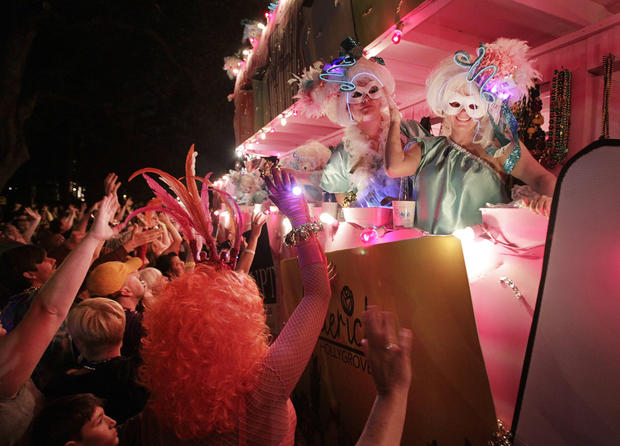 Carnival/Mardi Gras 2012