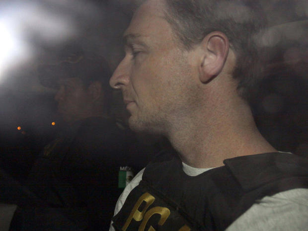 Ex-reality show producer extradited to Mexico