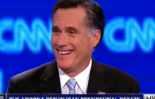 "Romney cracks ""Seinfeld"" joke"