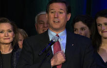 Santorum: The people of Michigan looked into my heart