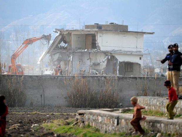 Abbottabad, Pakistan, Osama bin Laden