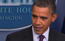 Obama on war rhetoric: This is not a game