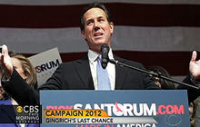 Positive jobs numbers bad for GOP hopefuls?
