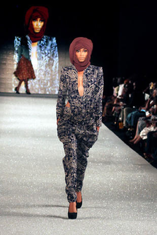 Fashion Week in Nigeria