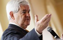 "Gingrich explains ""tag team"" approach to victory"