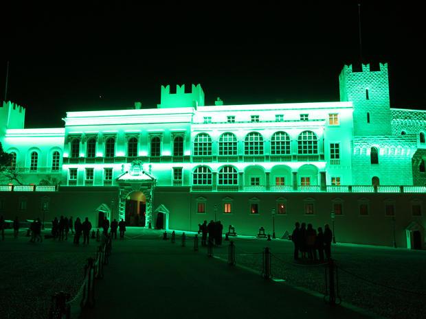 St. Patrick's Day around the world