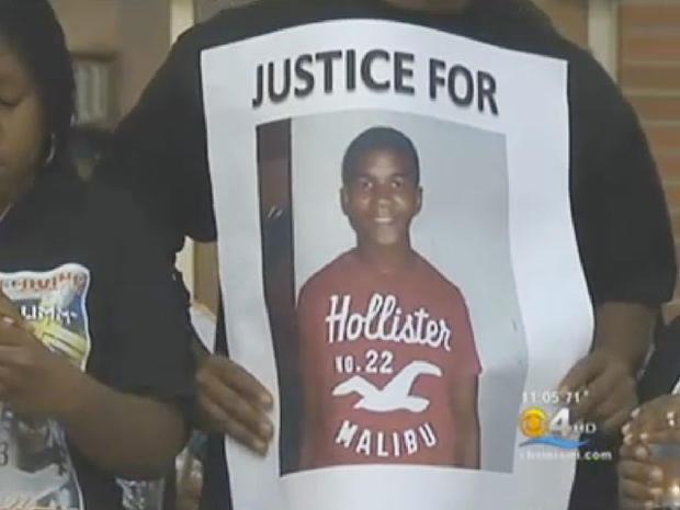 Fla. teen Trayvon Martin killed by neighborhood watch volunteer