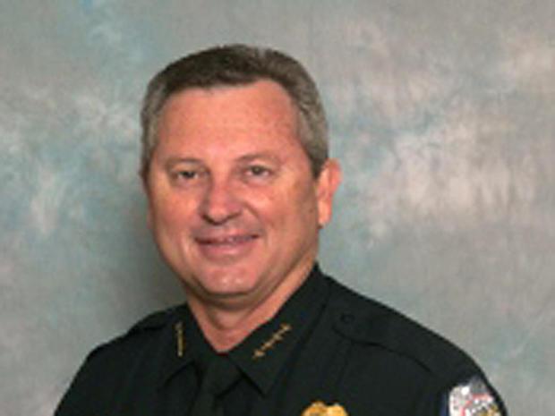 佛罗里达州桑福德警察局长比尔李