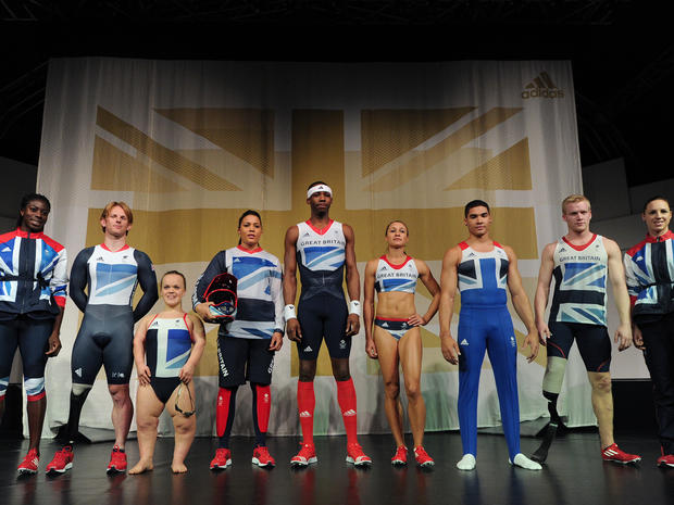 Stella McCartney's Olympic uniforms