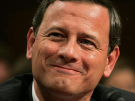 How does Chief Justice John Roberts work?