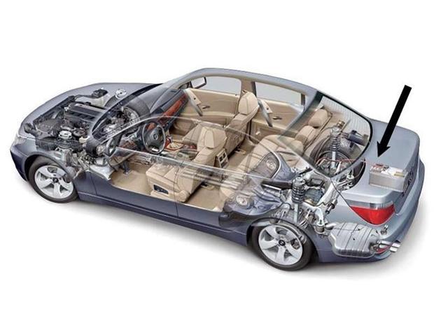 BMW battery recall