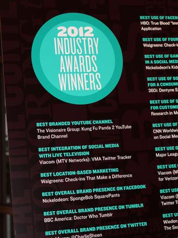 Shorty Awards 2012: Oscars of social media
