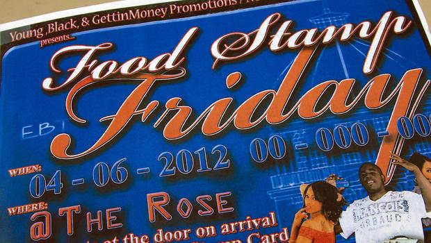 "Ala. nightclub to host ""Food Stamp Fridays"" - CBS News"