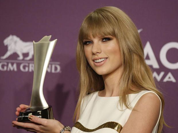 ACM Awards 2012 press room