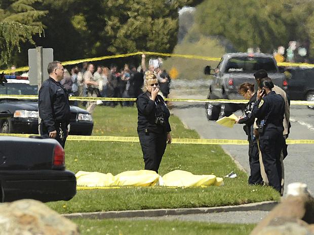 Shootings at Oikos University